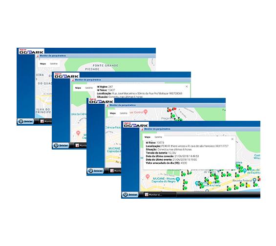 Sistema dgPark Web