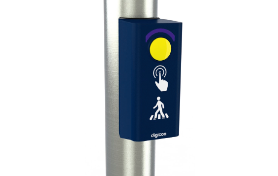 Accessible Pedestrian Push Button