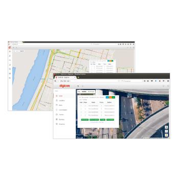 Traffic Vision Web