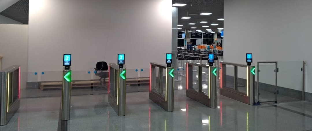 Aeroporto de Salvador now has more comfort and agility for its passengers by using Digicon products.