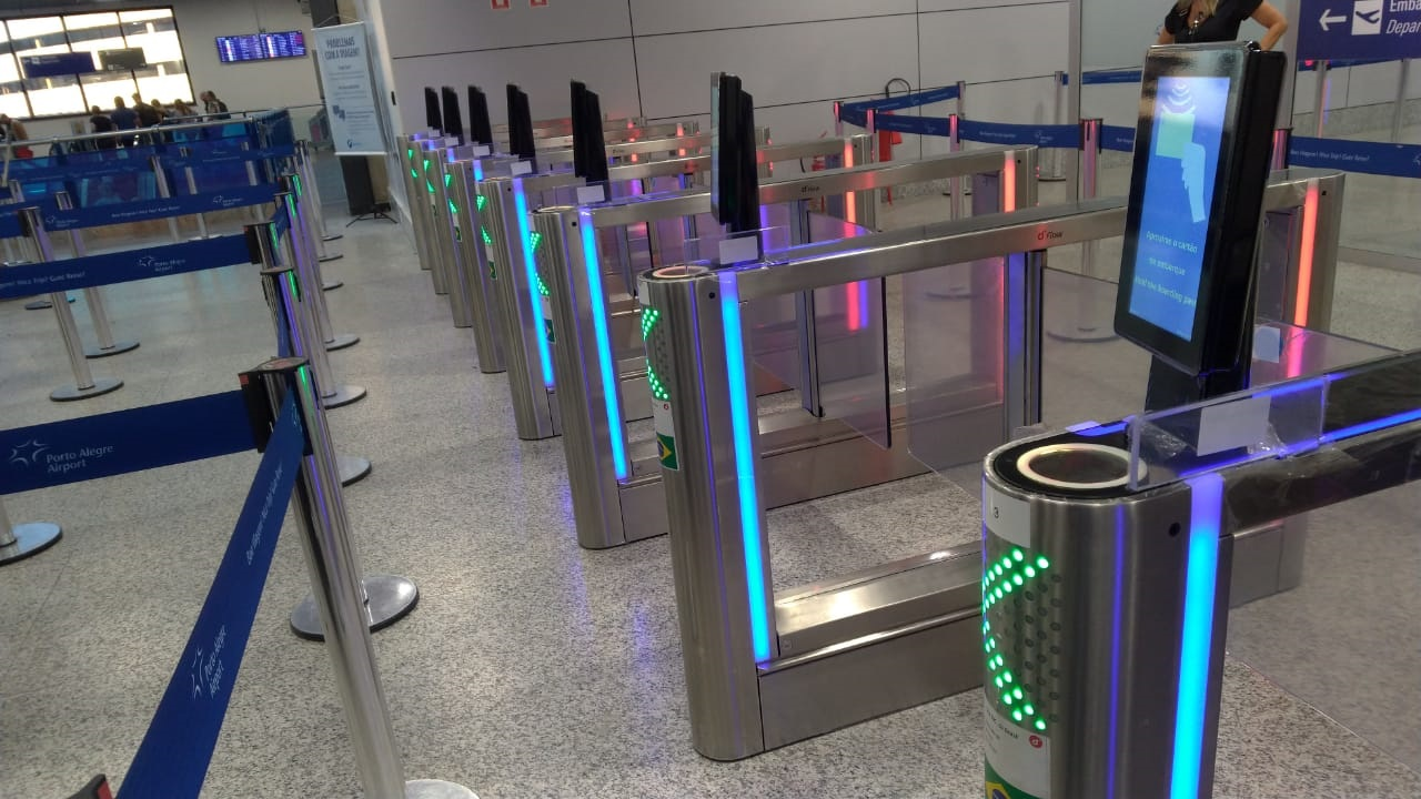 Aeroporto de Porto Alegre comes to a great moment in its history, with innovations in all areas.