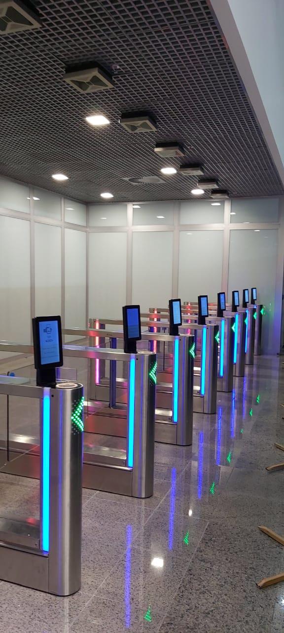 Aeroporto de Fortaleza vai além com a tecnologia e inovação da Digicon.