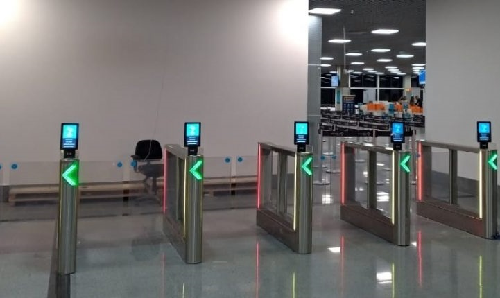 More than 1 Million Passengers Use dFlow Technology at Salvador International Airport