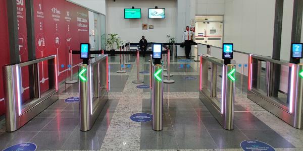Tecnologia dFlow chega ao Aeroporto de Belém do Pará.