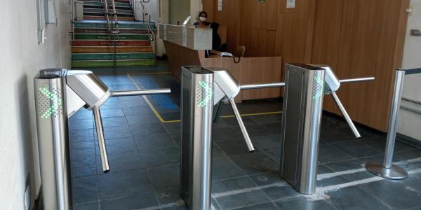 Digicon instala catracas CatraxGo Uno no Instituto A.C. Camargo para trazer mais beleza e segurança ao ambiente