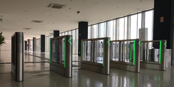 Digicon instala controladores de acesso na nova sede da Fecomércio-RS/Sesc/Senac
