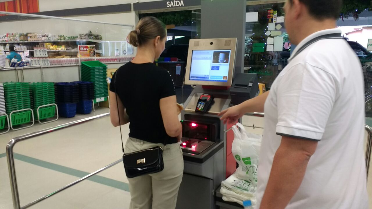 Self-service terminals growing trend in Retail