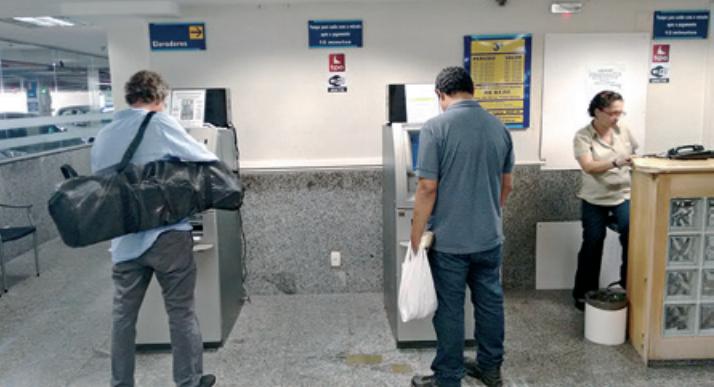PayStation é implantado no maior estacionamento vertical da AL