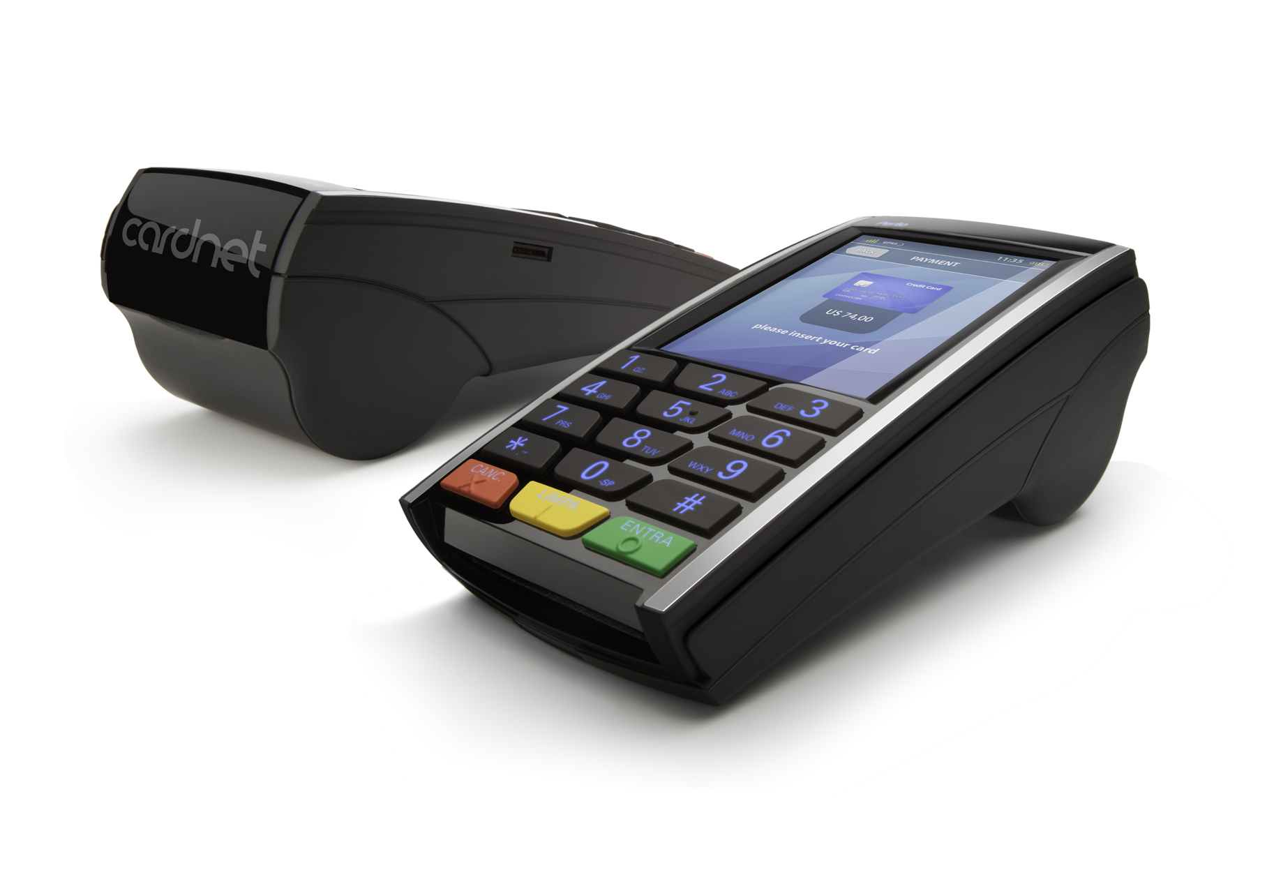 Veloh with built-in camera innovates in payment methods market