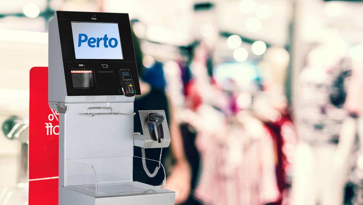 Self-Checkout com solução RFID traz automação ao varejo de moda