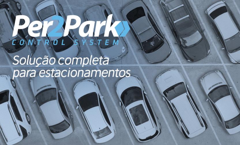 Per2Park – Tecnologia para facilitar  a entrada dos clientes no estacionamento