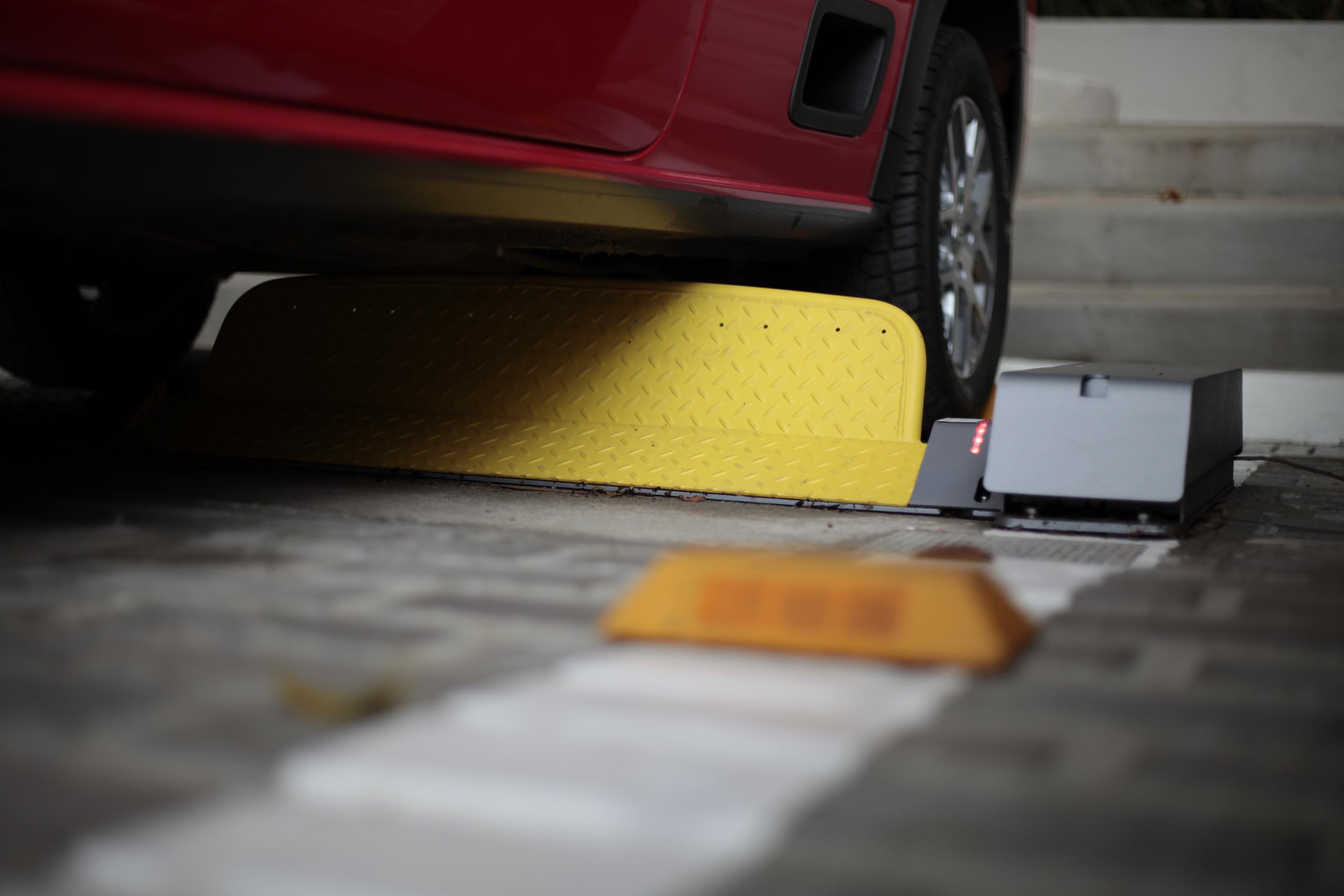 PertoFlap: controle individual da gestão de vagas para estacionamentos